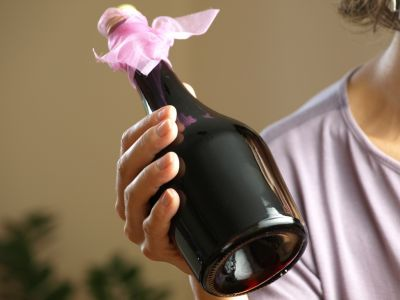 Butelka aroniówki