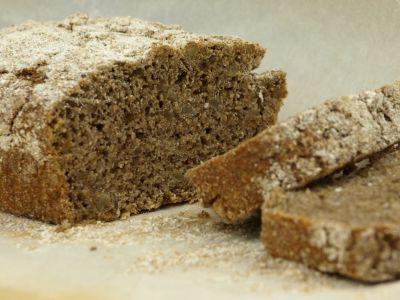Chleb żytni razowy