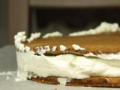 Przełożone ciasto