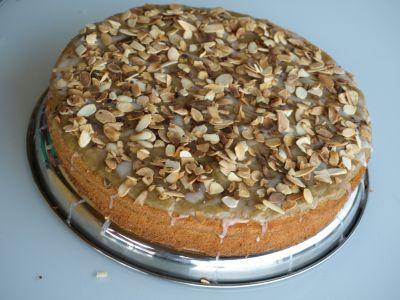 Tort rabarbarowy