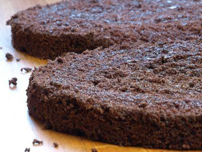 Biszkopt na tort szwarcwaldzki